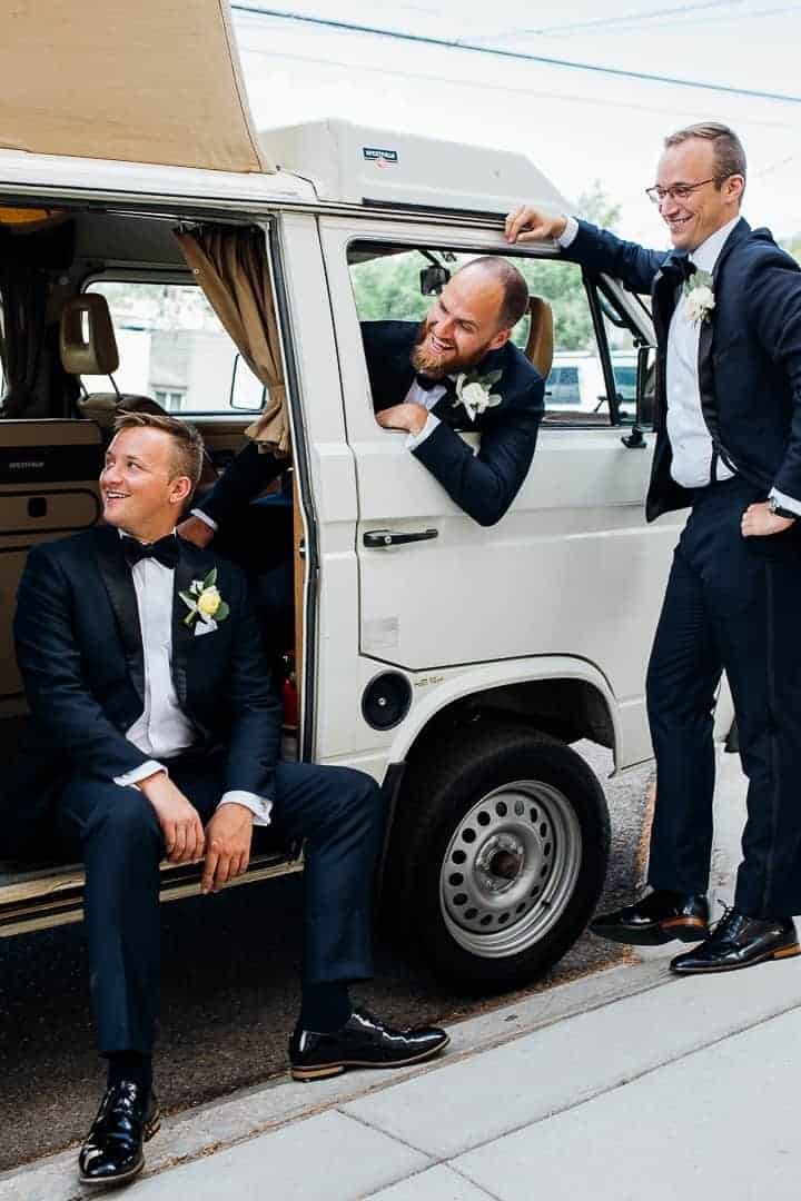 Happy-Fun-Groomsmen-Posing-On-Wedding-Day