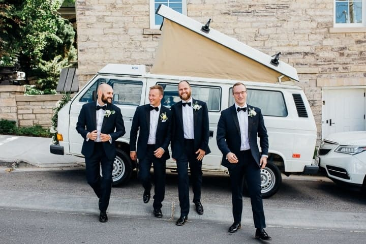 Classic-Kodak-Groomsmen-Posing-Ideas-For-Wedding-Day