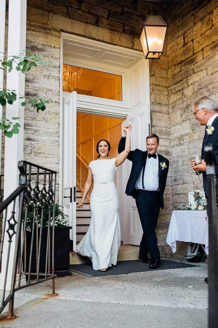 Happy-Newly-Weds-Exiting-Venue-Utah