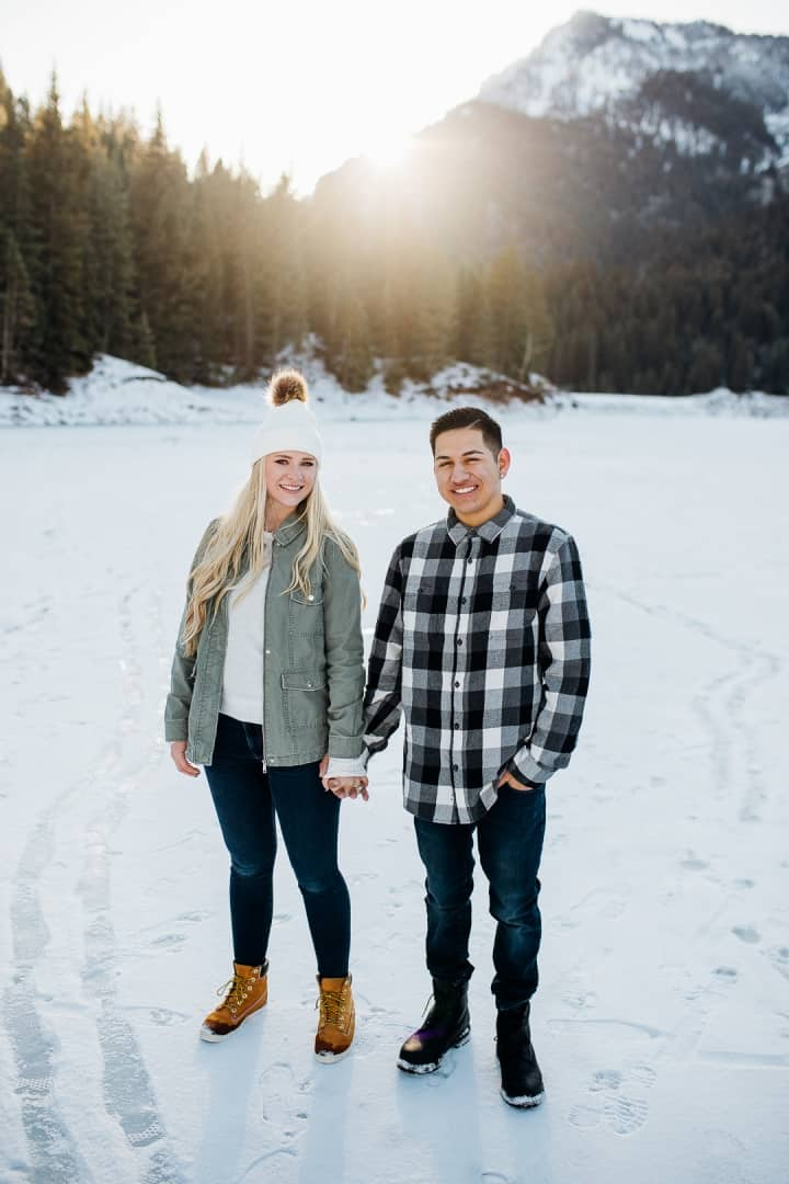Natural-Engagement-Shot-Tibble-Fork-Canyon-Utah