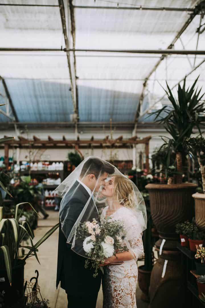 Perfect-Bridal-Kiss-Orem-Utah