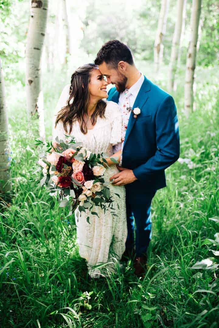 Natural-Light-Bridal-Look-Sundance-Utah