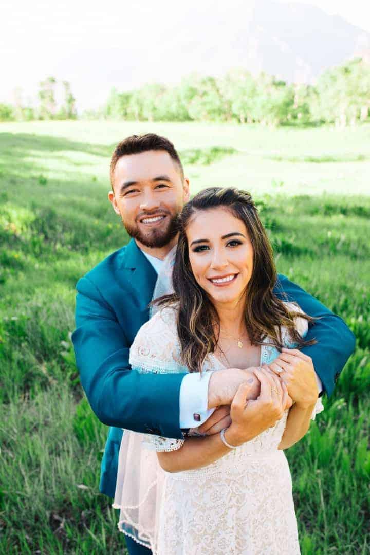 Perfect-Scenic-Bridal-Look-Utah