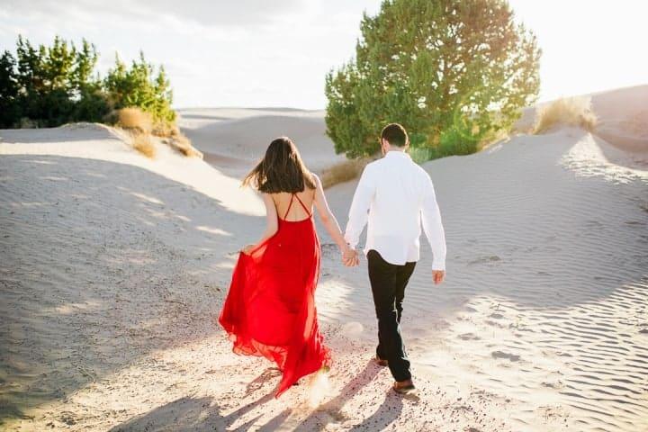 Romantic-Red-Engagement-Dress-Utah