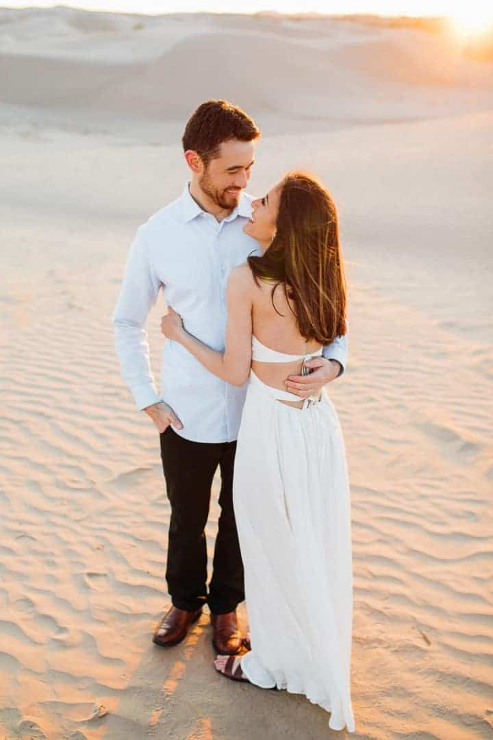 Sunset-Engagement-Session-Utah