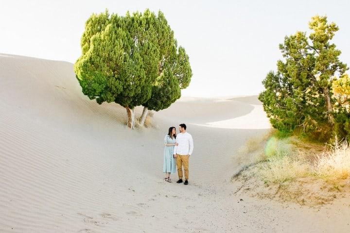 Golden-Engagement-View-Utah