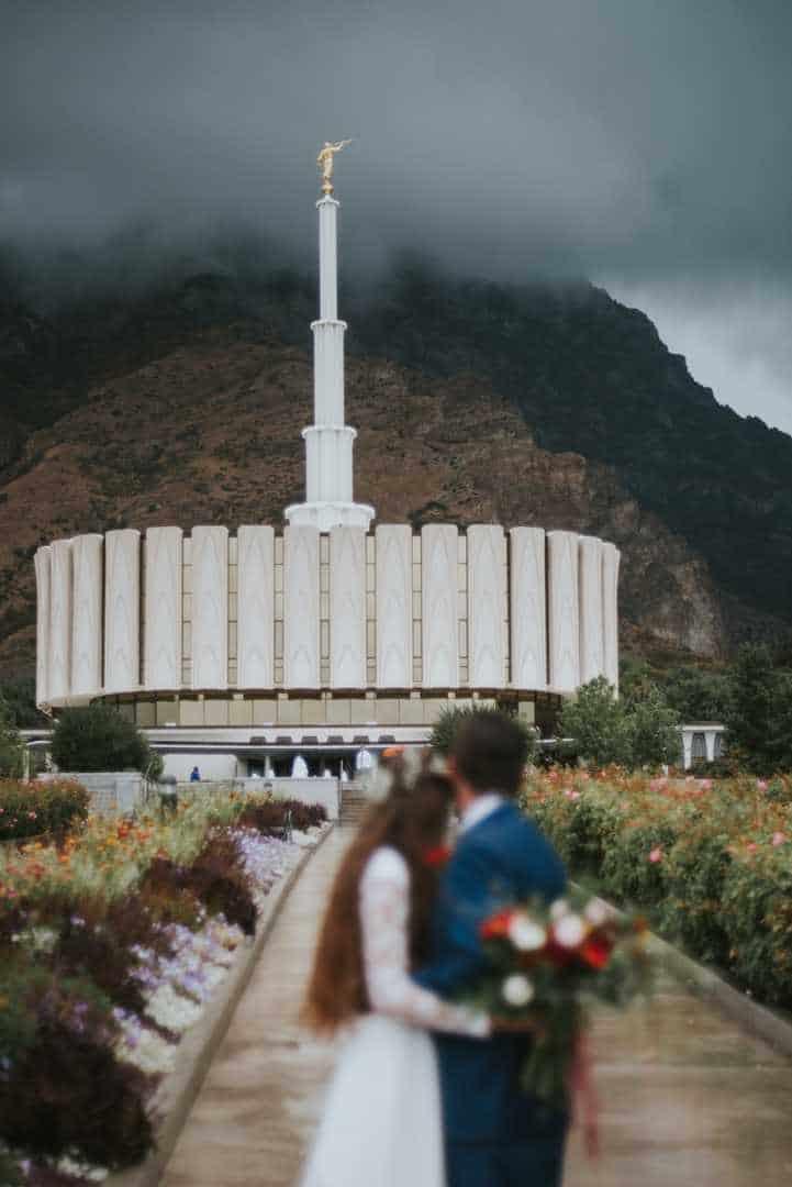 Provo-Utah-Temple-Bridals