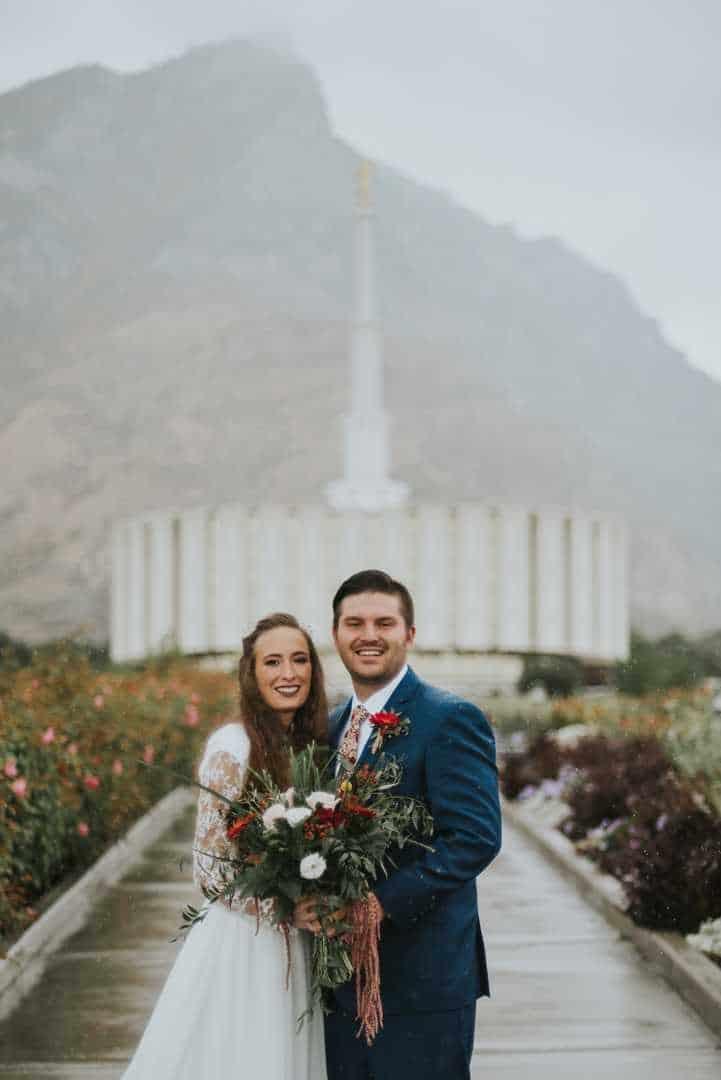 Modest-Mormon-Wedding-Utah
