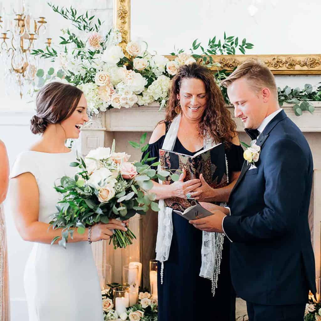 bright and white Utah wedding pricing