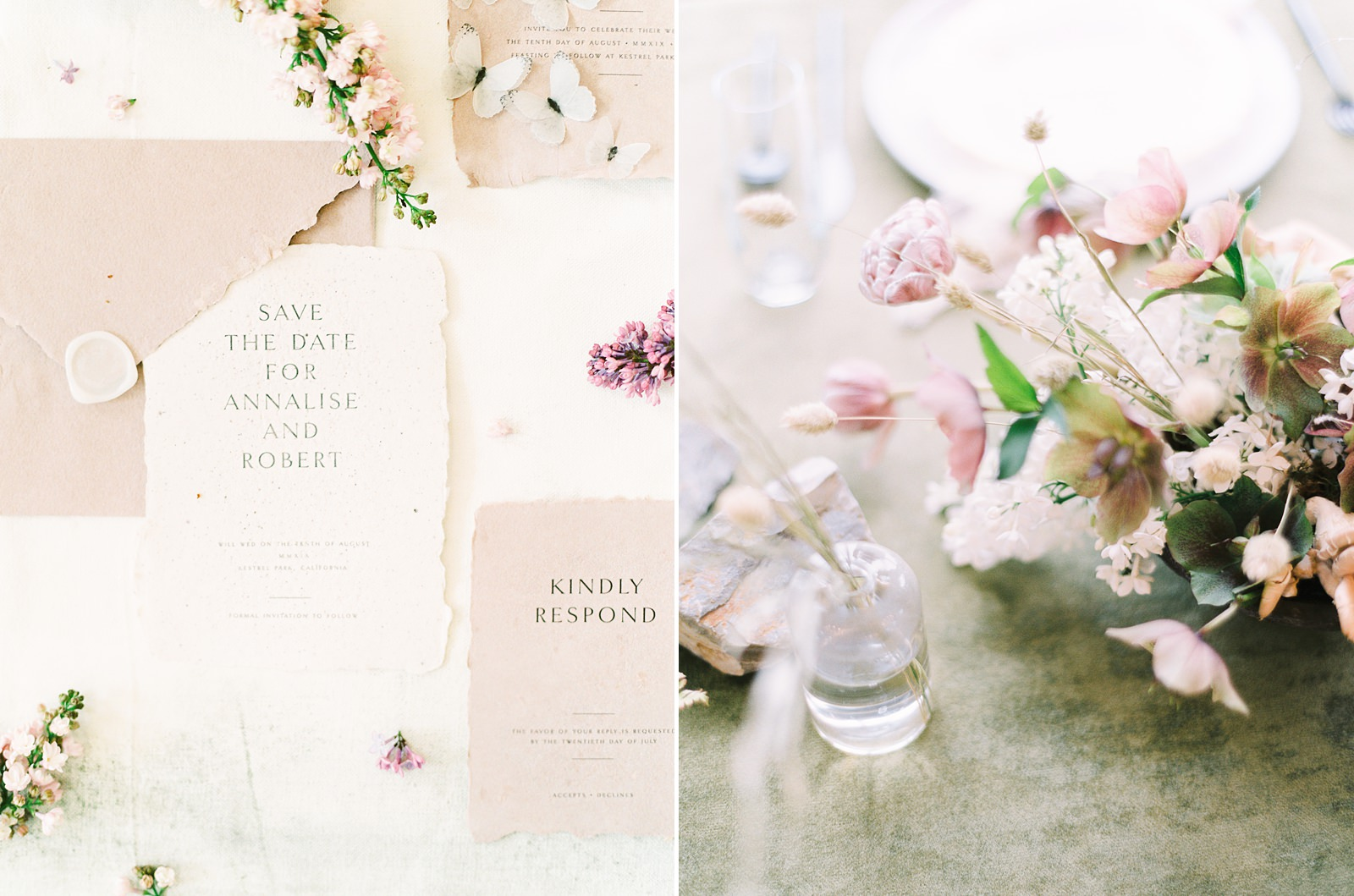 Heber Valley Natural Organic Wedding Inspiration at River Bottoms Ranch, Utah wedding film photography, wedding invitations and flowers details reception decor