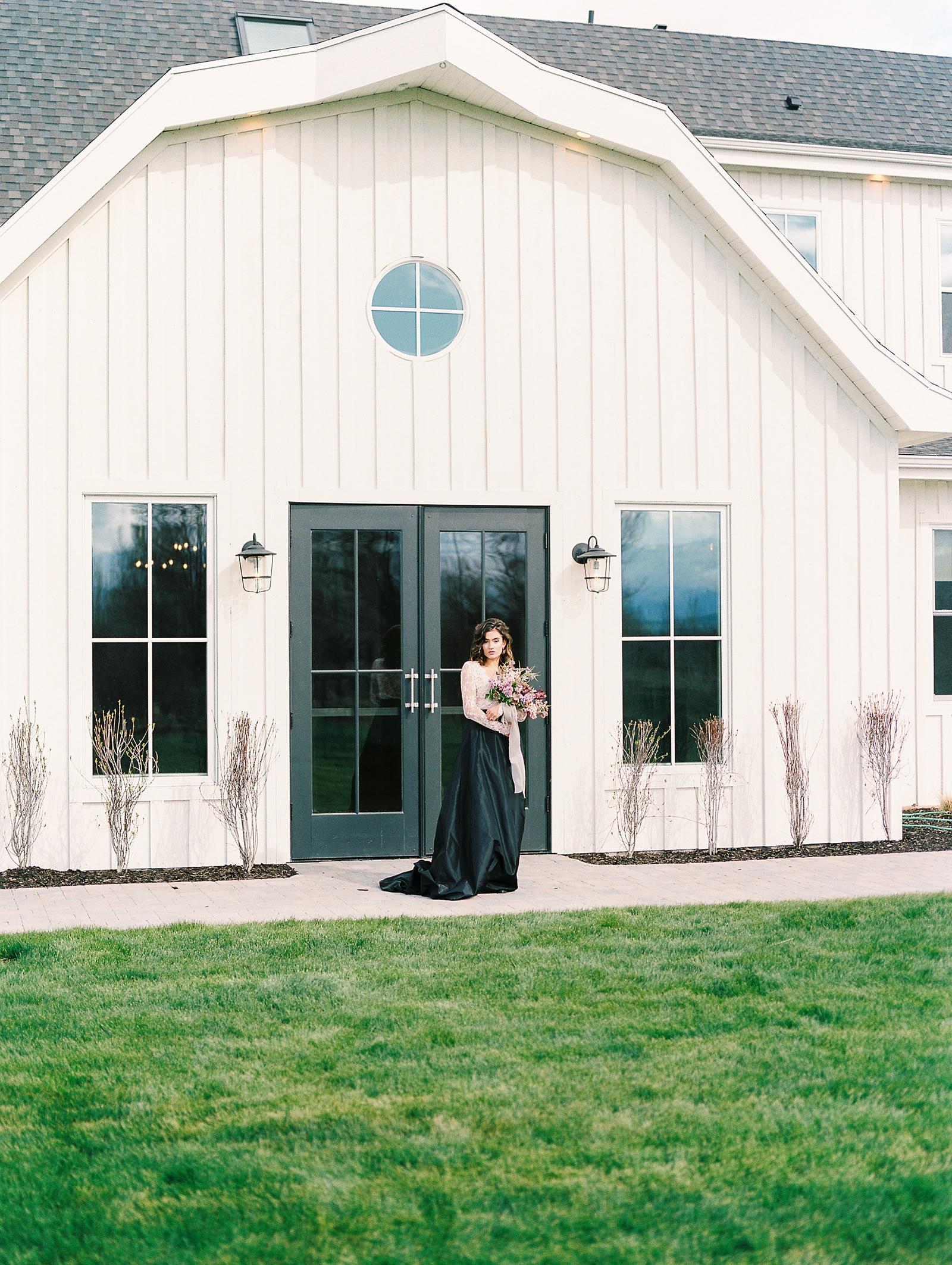 Heber Valley Natural Organic Wedding Inspiration at River Bottoms Ranch, Utah wedding venue film photography