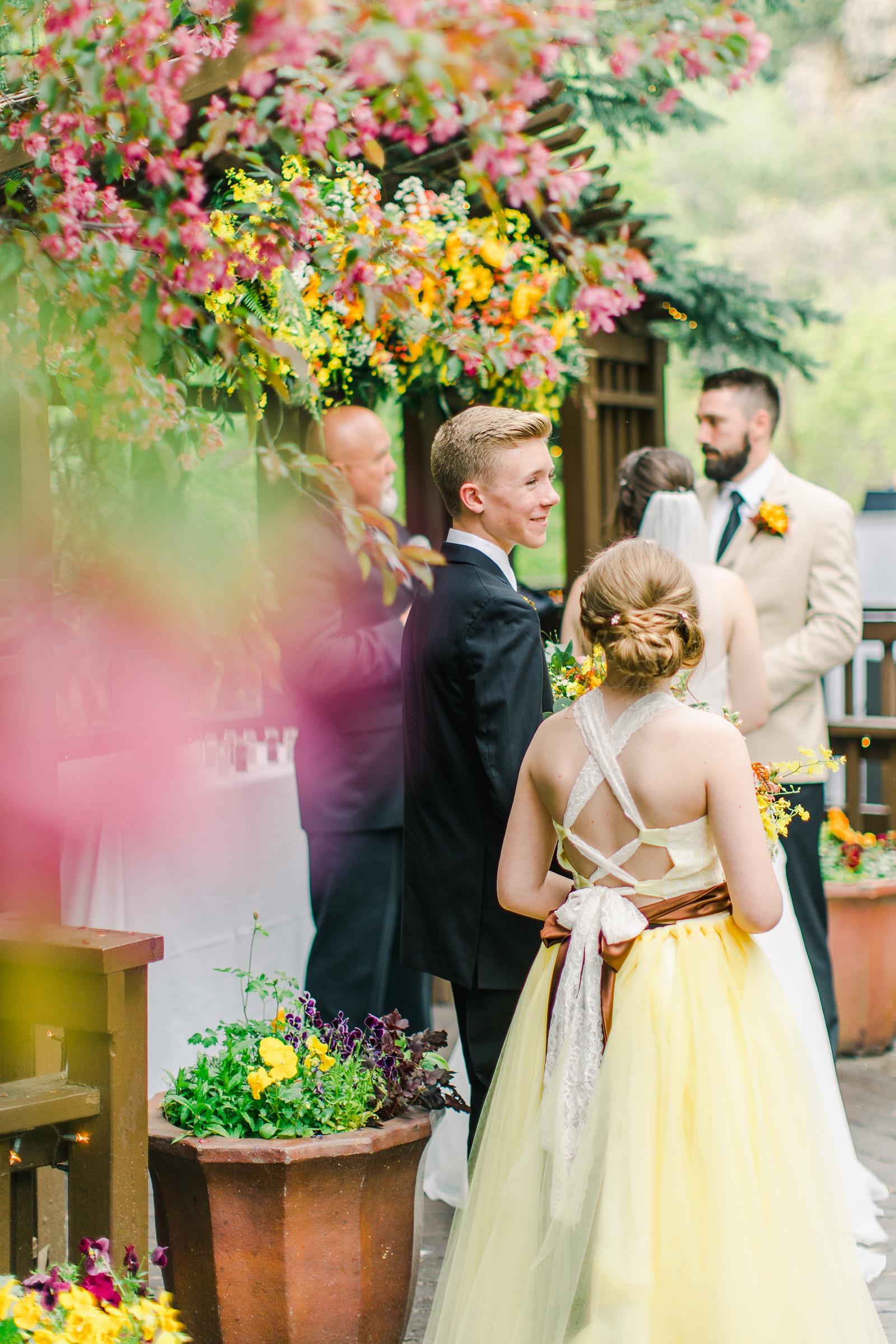 Millcreek Inn Summer Wedding, Utah wedding photography Millcreek Canyon, Salt Lake City, mountain ceremony