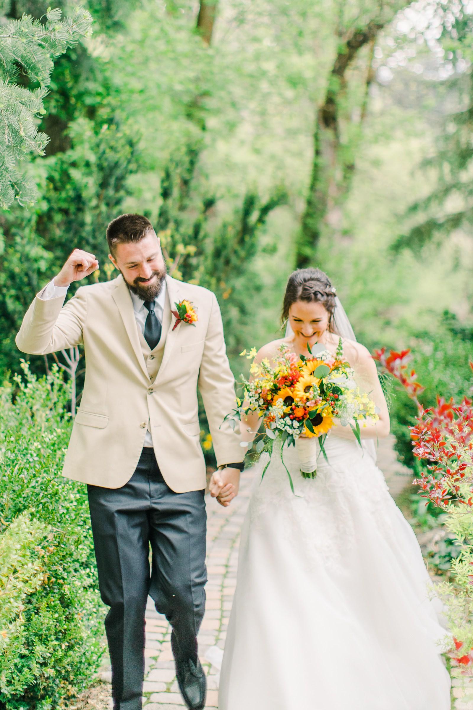 Millcreek Inn Summer Wedding, Utah wedding photography Millcreek Canyon, Salt Lake City, bride and groom