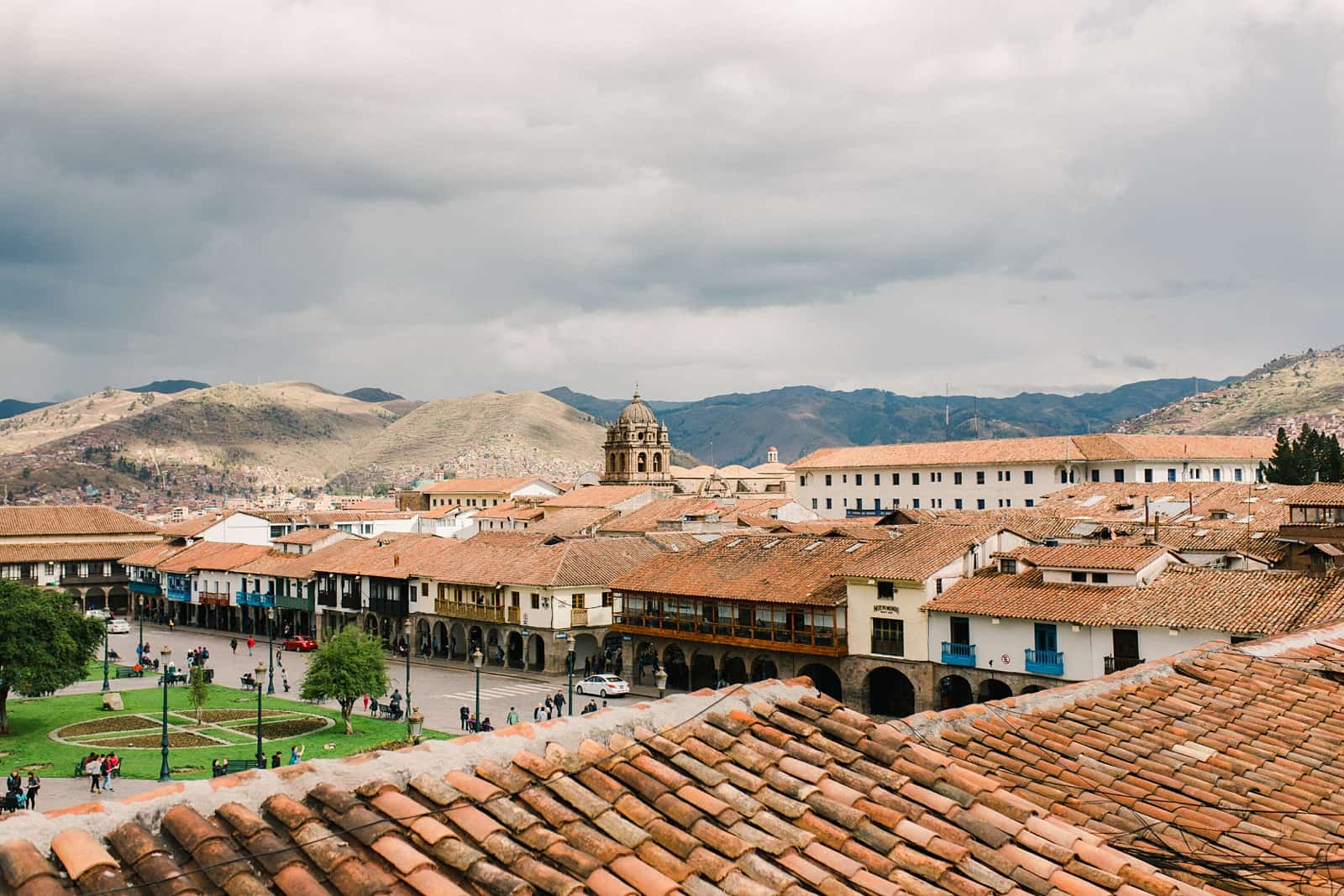 Cusco, Peru Destination Wedding Inspiration, travel photography, Plaza de Armas