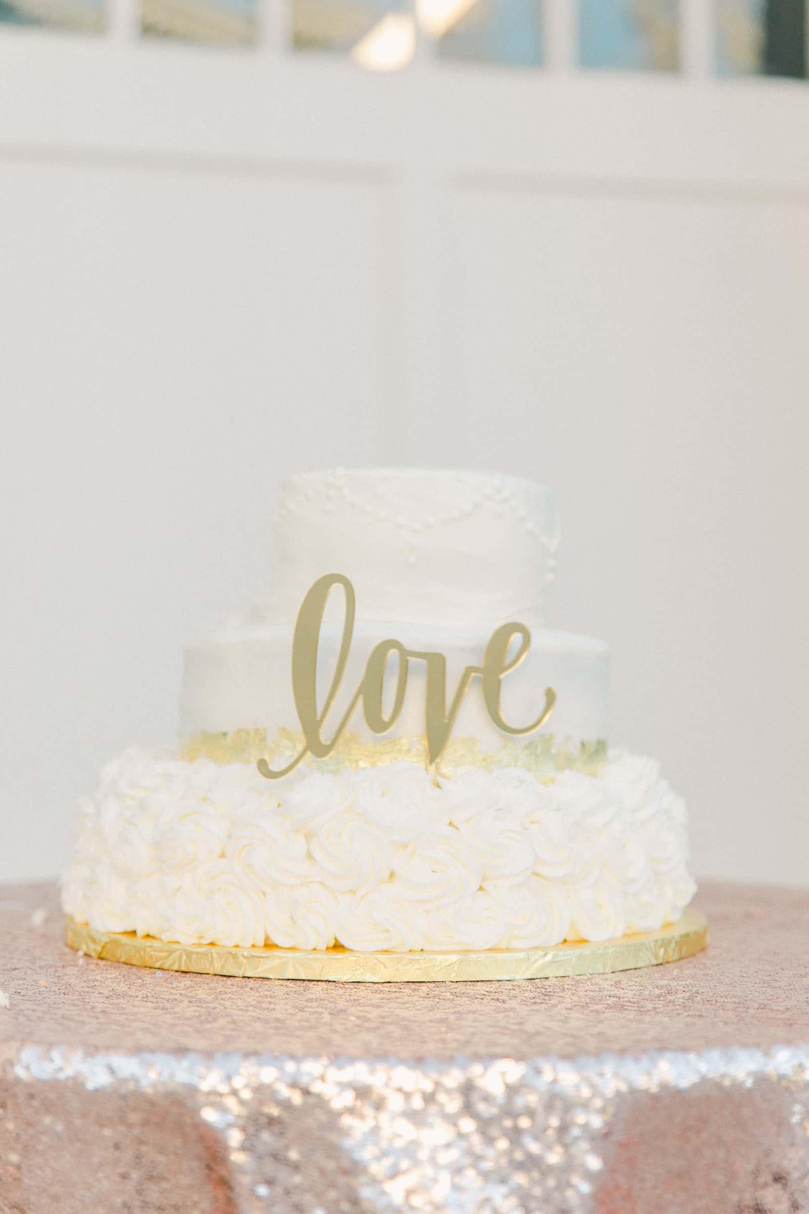 Thomas S. Monson Center Wedding, Salt Lake LDS Temple Wedding, Utah wedding photography, small simple white buttercream wedding cake