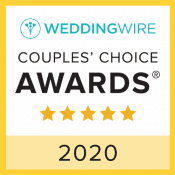 Wedding photographer and videographer publications award