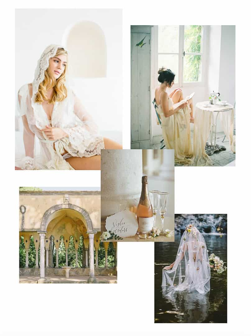 Italy Styled Shoot Mood Board