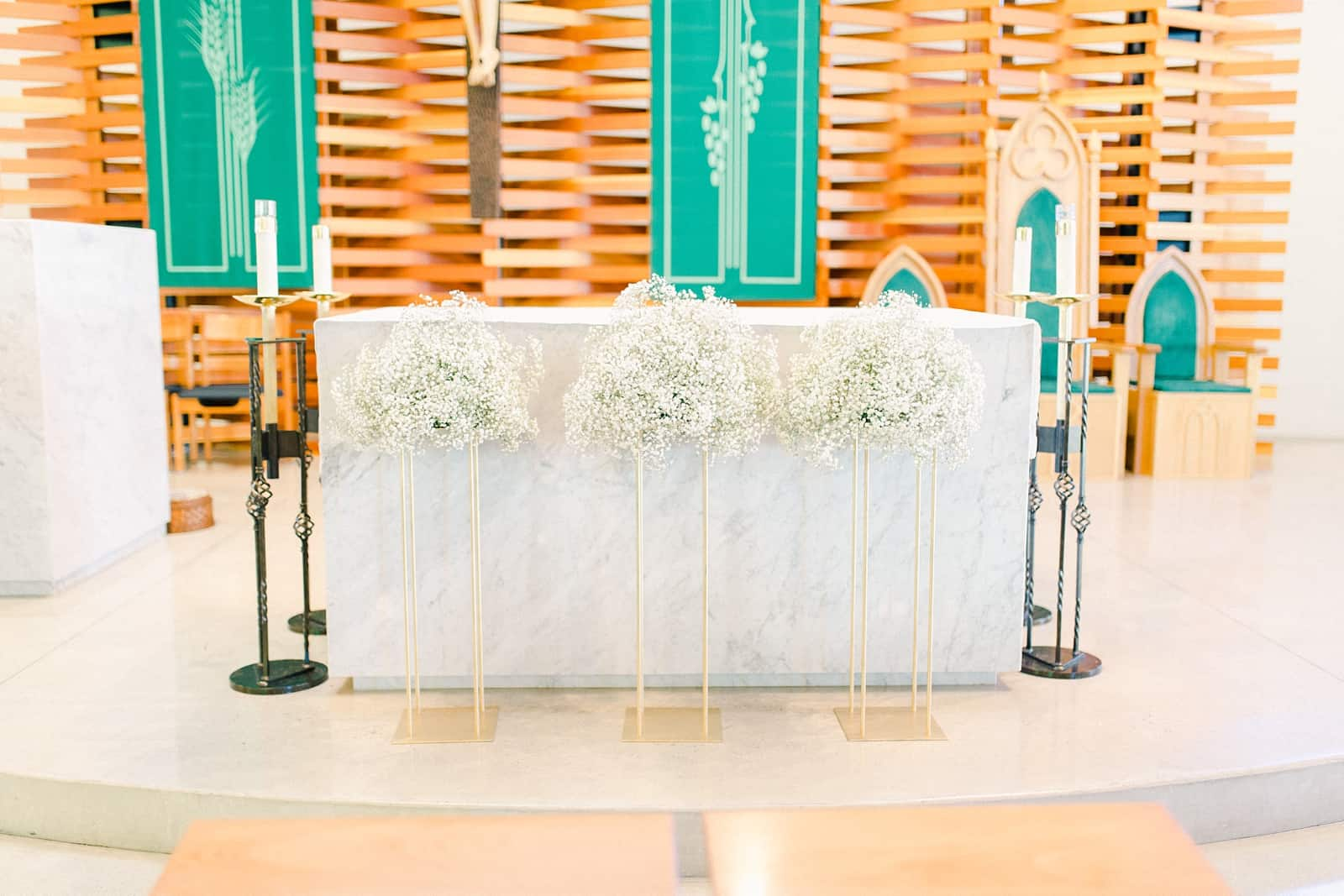 Chapel cathedral ceremony in Utah