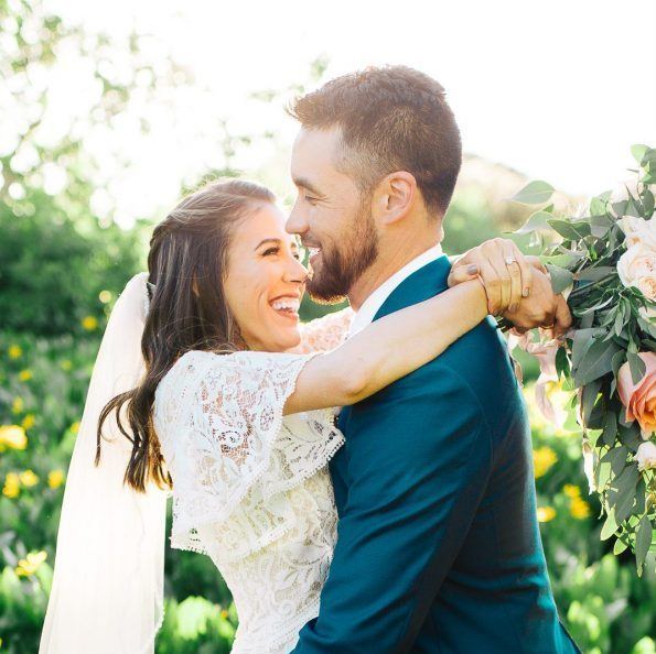 Intimate Formal Wedding Photography in Provo Canyon